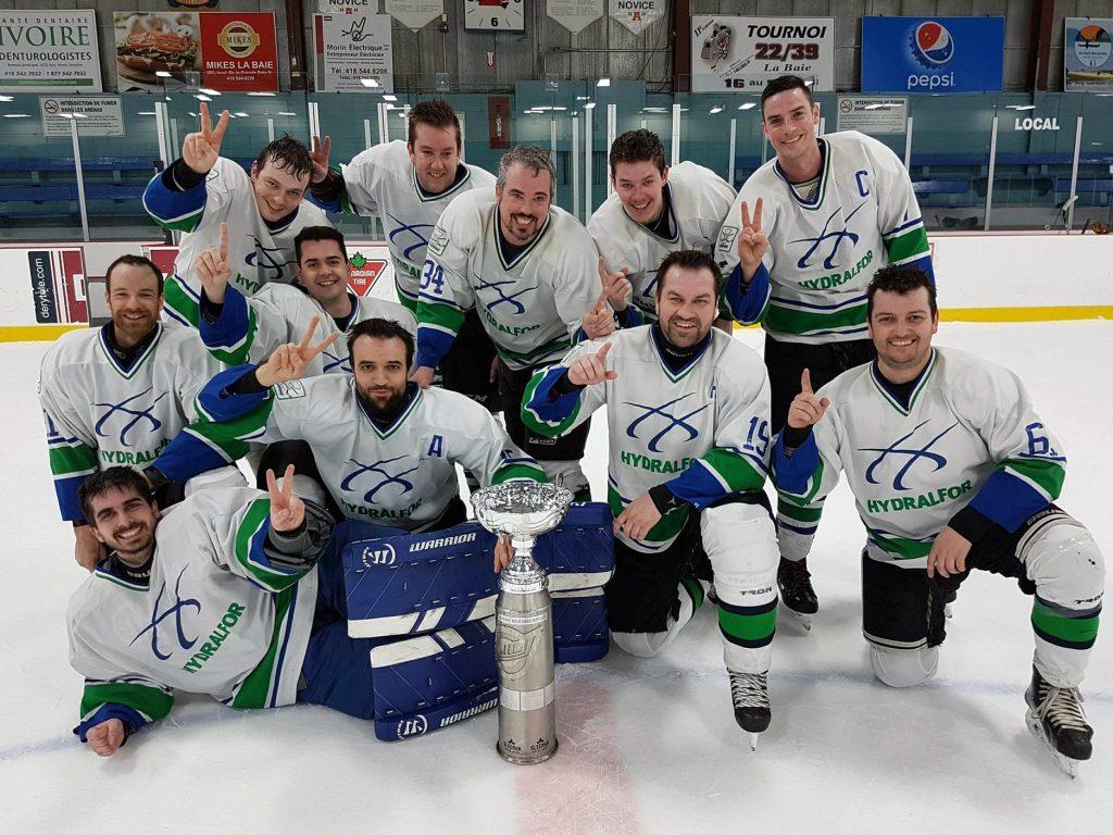 Équipe de hockey Hydralfor